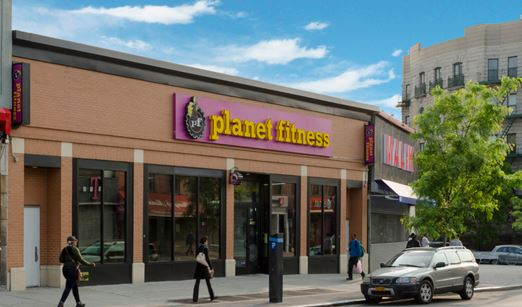Planet fitness for sale