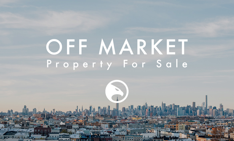 Off market listing